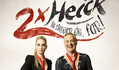 2 x Heick – Nu stopper du, far