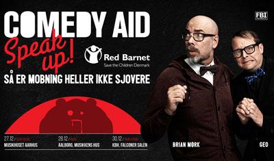 Comedy Aid 2015