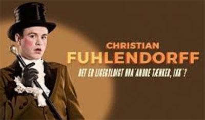 Christian Fuhlendorff – Det er da ligegyldigt hva' andre tænker ikk'?