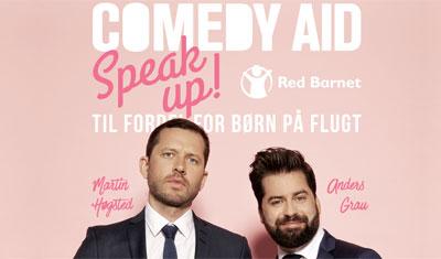 Comedy Aid 2016